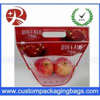 Buy cheap Food Grade commercial food packaging bags for Fresh strawberry from wholesalers