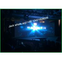 Buy cheap Ultra Thin Large Advertising Stage LED Screen Display Indoor high resolution from wholesalers