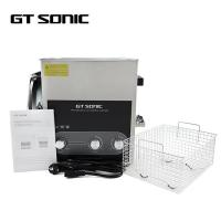 Buy cheap SS304 Heated Ultrasonic Cleaner Bath 13L Capacity 28/40kHz For 3D Printer Parts from wholesalers