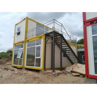 Buy cheap Modular House Flatpack Container Home House with Bathroom and Kitchen (container house) from wholesalers