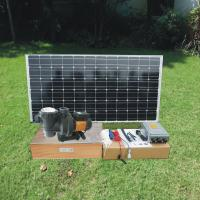 Buy cheap Black 900w Solar Pool Pump Submersible Solar Water Pump JP21-19/900 from wholesalers
