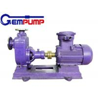 Buy cheap WFB Self Priming Centrifugal Pump for municipal drainage project / studied breeding from wholesalers