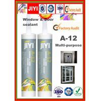 Buy cheap promotiona hot sale neutral GP silicone sealant for basic caulking and bonind wide usage from wholesalers
