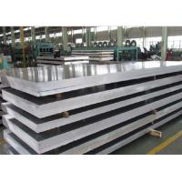 Buy cheap Mill Finish Aluminum Sheet , Aircraft Aluminum Alloy With Good Machinability from wholesalers