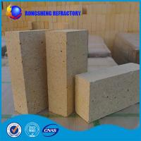 Buy cheap High grade bauxite insulating firebrick / High Alumina Refractory Brick For Furnace from wholesalers