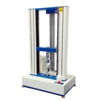 Buy cheap Universal Steel Strength Instrument , 200KG Polymer Cable Textile Tensile Tester from wholesalers