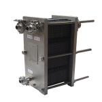 Buy cheap Vacuum Sanitary Stainless Steel Plate Heat Exchanger Multiple Effect Energy Saving from wholesalers