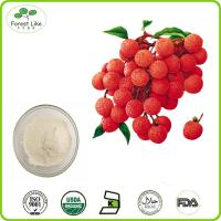 Buy cheap Wholesale Chinese Factory Supplied Fruit Litchi Powder from wholesalers