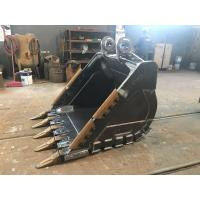 Buy cheap Factory Direct Sale Quantity Production Excavator Parts Severe Duty Bucket For SANY / CAT Excavator Attachments from wholesalers