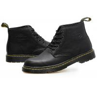 Buy cheap Fall / Winter New Style Dr Martens Safety Shoes , Industrial Safety Shoes Plus Suede Lining from wholesalers
