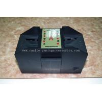 Buy cheap Metal Playing Card Electric Card Shuffler Machine Convenient 27x17x14.5 cm from wholesalers