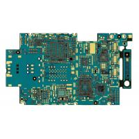 Buy cheap Silkscreen FR4 PCB Material With 4 Times Back Drill And Impedance Control from wholesalers