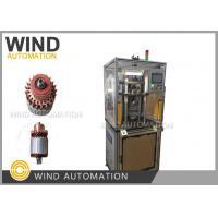 Automotive Motor Commutator Hydraulic Press Machine To Shaft Placement