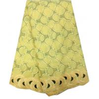 Buy cheap Hot selling in the market 100% cotton swiss voile lace fabric from wholesalers