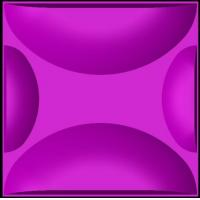 Buy cheap Purple / Green Electrical Plastic Modern 3D Wall Panels Kitchen Decorative 3D Wallpapers from wholesalers