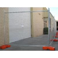 Buy cheap Hot-dipped Galvanized Temporary Fence product