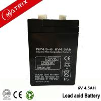Buy cheap 12V 100AH Solar battery from wholesalers