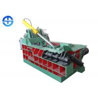 Buy cheap Safety Scrap Metal Baler Hydraulic Baling Press Machine ISO Certification from wholesalers