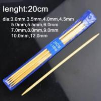 Buy cheap Double Pointed Bamboo Knitting Needles for Tailoring from wholesalers