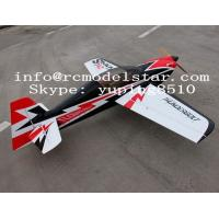 Buy cheap Sbach342 50cc Laser-cut Balsa Wood RC Model Airplane Fast Navigation Spy Hawk from wholesalers