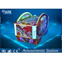 Buy cheap Kids Video Arcade Game Machines Ice Hockey Game Zone Equipment from wholesalers