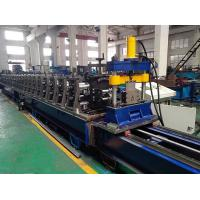 Buy cheap Rafted Type Custom Warehouse Pallet Racking Roll Forming Machine from wholesalers