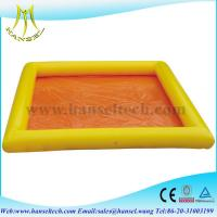 Buy cheap Hansel PVC Tarpaulin Adult Inflatable Pool For Outdoor Activity from wholesalers