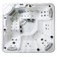 Buy cheap 5 Person Capacity Hot Massage Tub , Hot Tub Spa Corner Drain Location PFDJJ 08 product