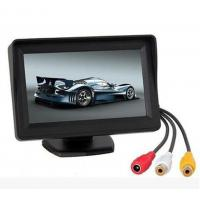 Buy cheap High Security TFT Car Rear View Monitor 640*480 Resolution 150*120*20mm Dimenosin from wholesalers