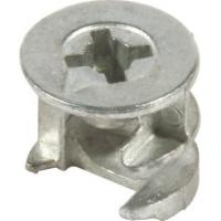 Buy cheap Minifix Furniture Cam Lock Screws Zinc Alloy Easy Assembly For 15 16mm Board from wholesalers