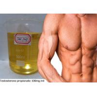Buy cheap Testosterone Propionate 100mg / ml Injectable Anabolic Steroids Propionat 100 for Muscle Building from wholesalers
