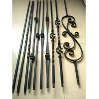 Buy cheap China Supplier Stair balusters Cast iron baluster wrought iron stair spindle from wholesalers