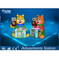 Buy cheap Candy Bear hammer game machine 2 Player / Hammer Hitting Game CE Certificated from wholesalers