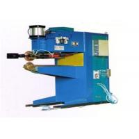 Buy cheap Vertical Resistance Seam Welding Machine , Horizontal 380V 65KVA Sheet Metal Spot Welder from wholesalers