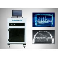 Buy cheap Air Cooling Yag Diode Pump 3D Laser Engraving Machine Suitable For All Crystal Materials from wholesalers