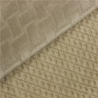 Buy cheap Shrink - Resistant Soft Fleece Fabric Auto Interior Upholstery Fabric from wholesalers