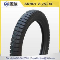 Buy cheap hot sale 2.75-14 motorcycle tire of gloryway brand manufacturer from wholesalers