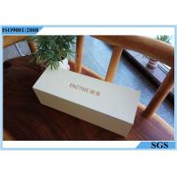 Buy cheap Delicate Packaging Hard Cardboard Boxes , Magnetic Rigid Gift Box Modern Style from wholesalers