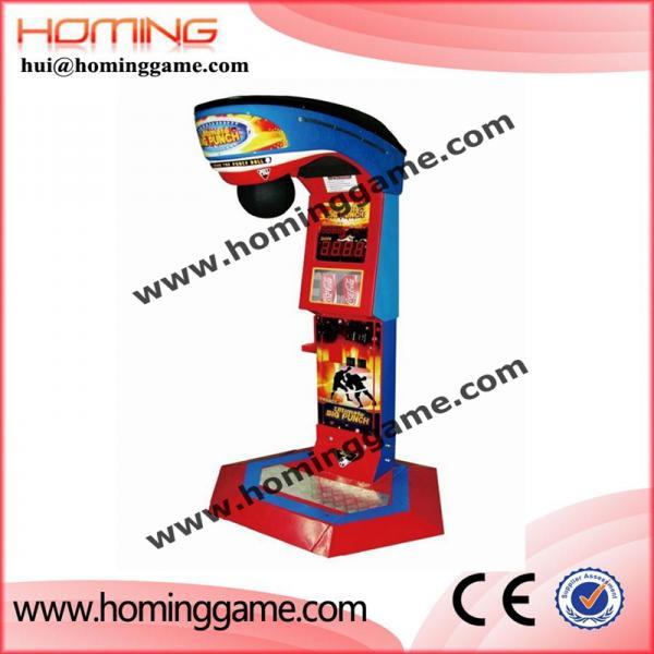 Hot Sale Indoor Amusement Game Machine Arcade Boxing
