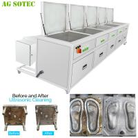 Buy cheap To Clean Cooiling Channels Core Cavity Inserts Ejectors Maintenance Mould Ultrasonic Cleaner from wholesalers
