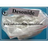 Buy cheap Desonide Topical Corticosteroid Pharmaceutical Intermediates Anti - inflammatory for Skin Disease from wholesalers