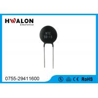 Buy cheap Small Inrush Current Limiter Thermistor NTC Electronic Component 10D9 In Stock product