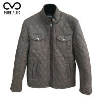 Buy cheap Multi Color Quilted Padded Jacket Mens / Nylon Padded Jacket In Physical Activity from wholesalers