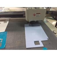 Buy cheap EMI Thermal Management  Silica Gel Silicone Sheet Cutter  Machine from wholesalers