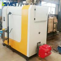 Buy cheap Energy Saving Industrial 400kg/h Natural Gas Steam Boiler For Factory , 93% Thermal Efficiency from wholesalers