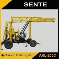 Buy cheap New type AKL-200C used drill rigs from wholesalers