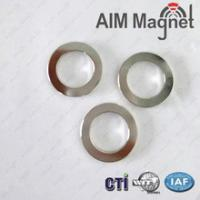 Buy cheap Manufacturer customized Diametrically Magnetized Ndfeb Ring Magnets from wholesalers