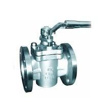Buy cheap Lubricated Plug Valve Cone valve 3  With SS316 And Coated Teflon / PTFE For Fluid from wholesalers