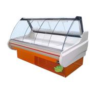 Buy cheap Supermarket Glass Display Refrigeration Meat Sushi Deli refrigerator and freezers from wholesalers