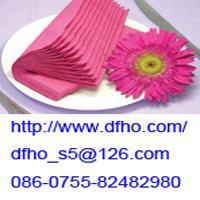 Buy cheap solid paper napkin from wholesalers